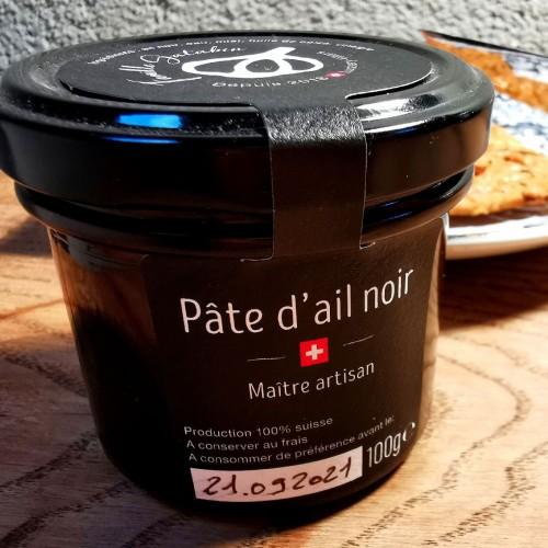 Pasta di aglio nero di Lussery-Villars
